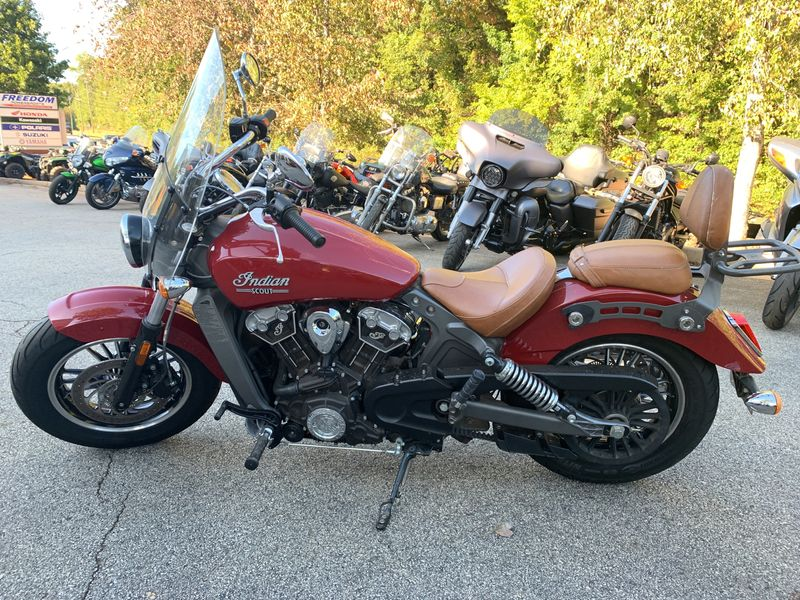 2016 Indian Motorcycle SCOUT ABS