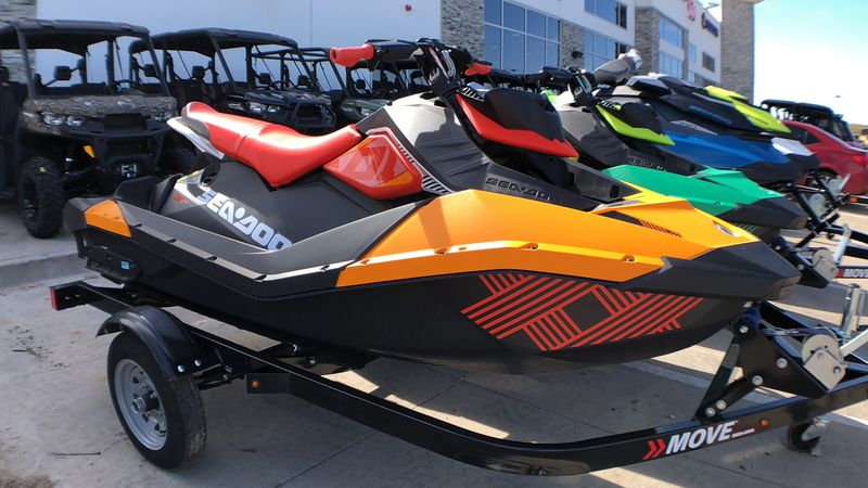 2019 Sea Doo SPARK 3 UP-TRIXX 900