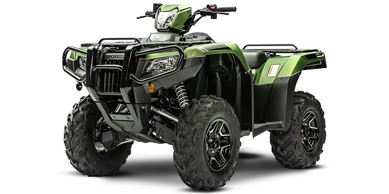 2020 Honda FourTrax Foreman® Rubicon 4x4 Automatic DCT EPS Deluxe