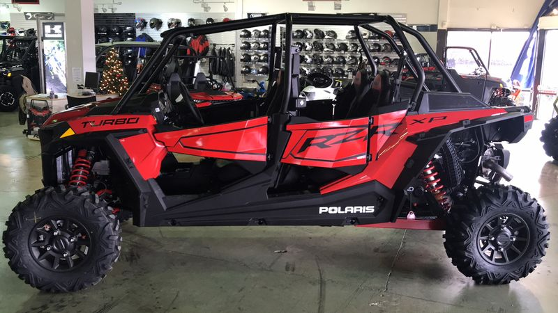2020 Polaris RZR XP 4 TURBO