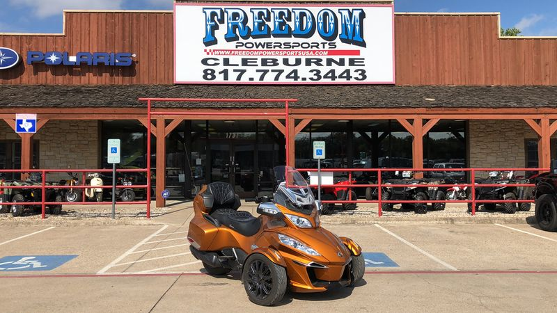 2014 Can-Am SPYDER RT-S SM6
