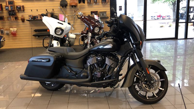 2019 Indian Motorcycle CHIEFTAIN DARK HORSE