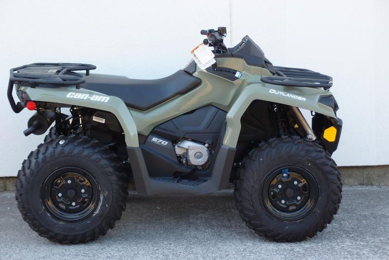 2019 Can-Am OUT 570EFI