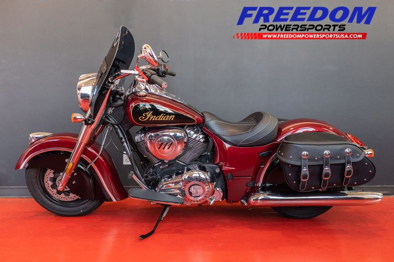 2017 Indian Motorcycle CHIEF CLASSIC