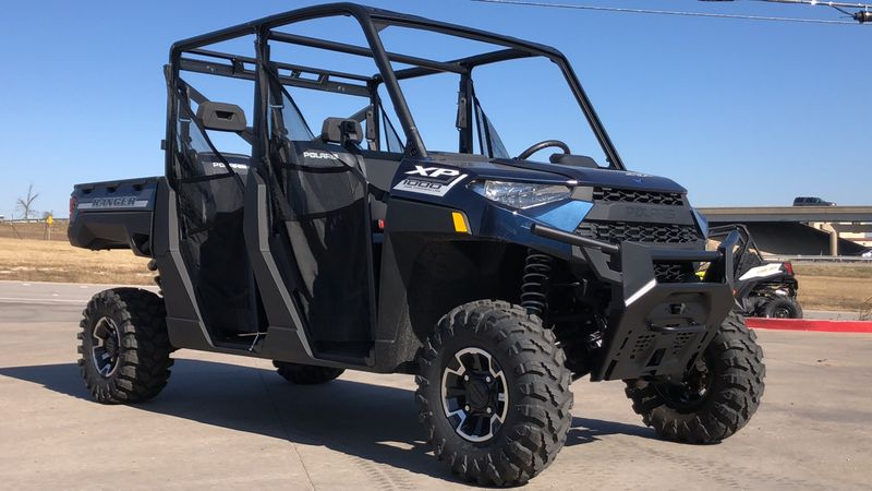 2020 Polaris RNGR CRW XP1000 PREM