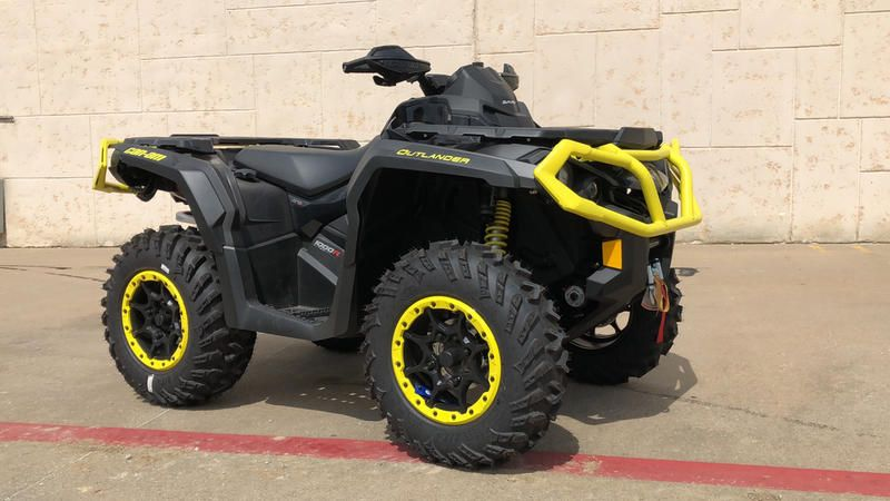 2020 Can-Am OUT XT-P 1000