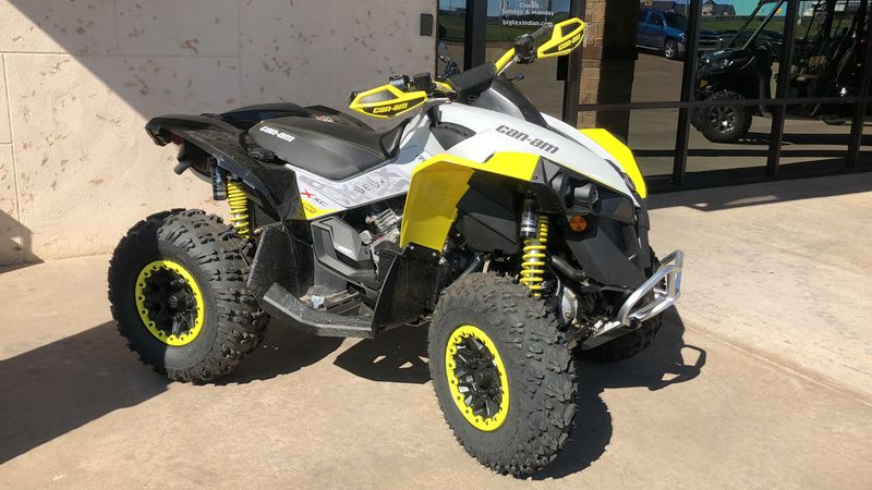 2019 Can-Am RENE XXC 850