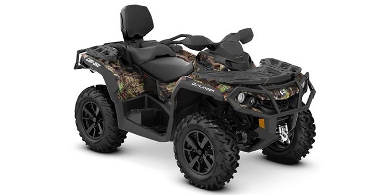 2020 Can-Am Outlander™ MAX XT 850