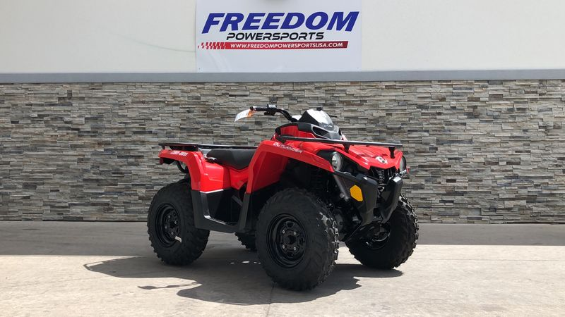 2020 Can-Am OUT 450