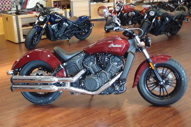 2020 Indian Motorcycle SCOUT SIXY ABS