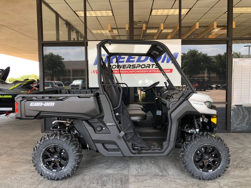 2020 Can-Am DEFEND DPS HD10