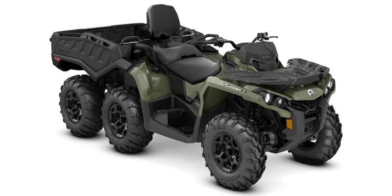 2020 Can-Am OUT DPS 650