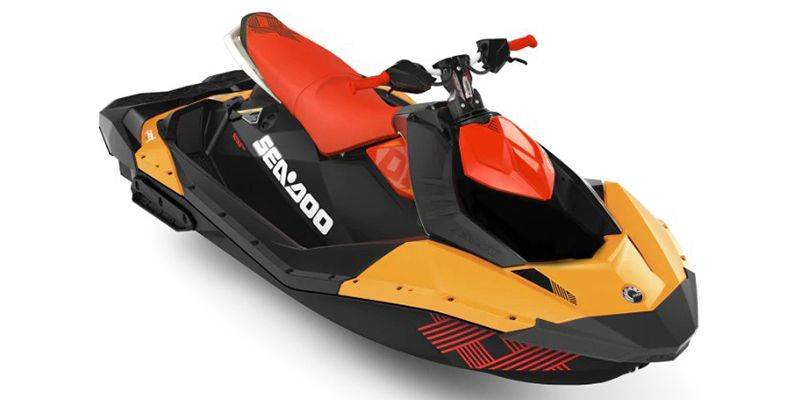 2019 Sea Doo PW SPARK 3UP