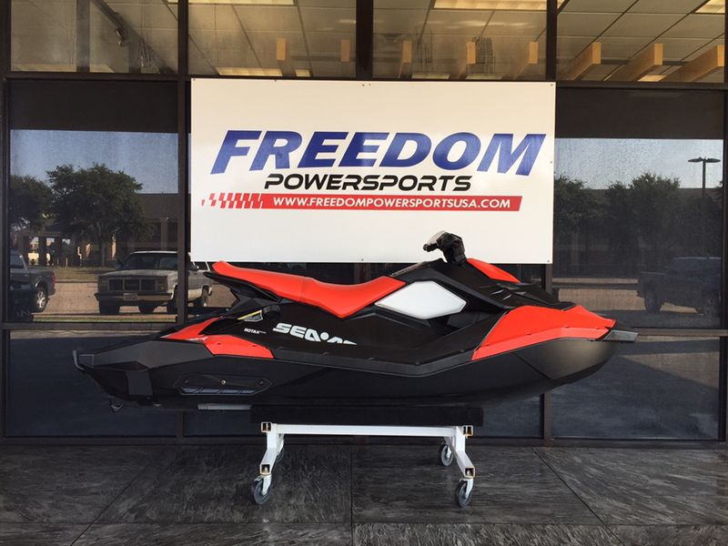 2017 Sea Doo SPARK 3 UP