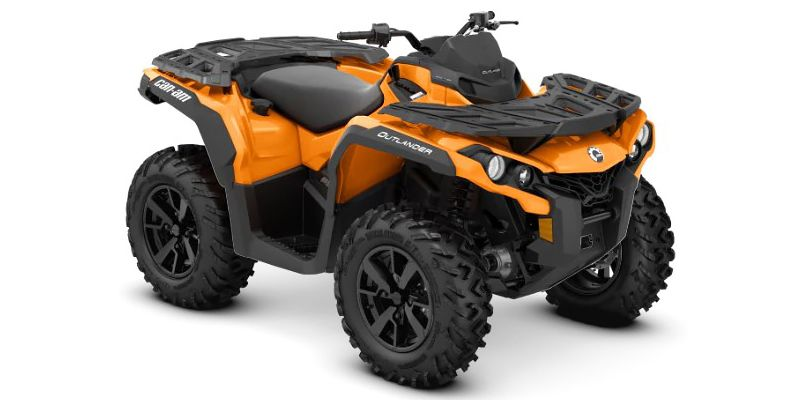 2020 Can-Am Outlander™ DPS 650