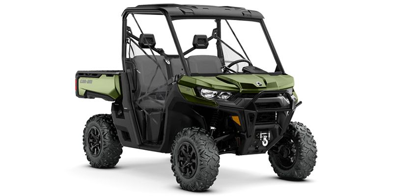 2020 Can-Am Defender XT HD10
