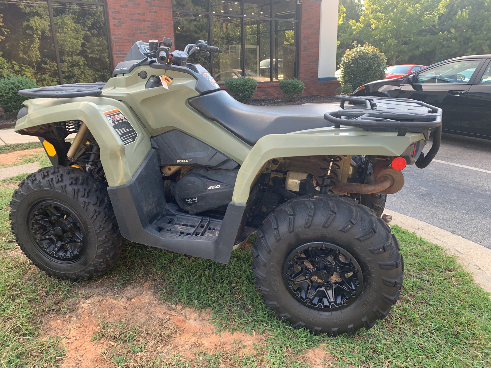 2016 Can-Am OUTLANDER 450L